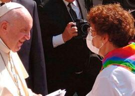 Чи зрозуміли ЛГБТ Папу Римського?