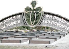 «Приватизовані могили» Рясного